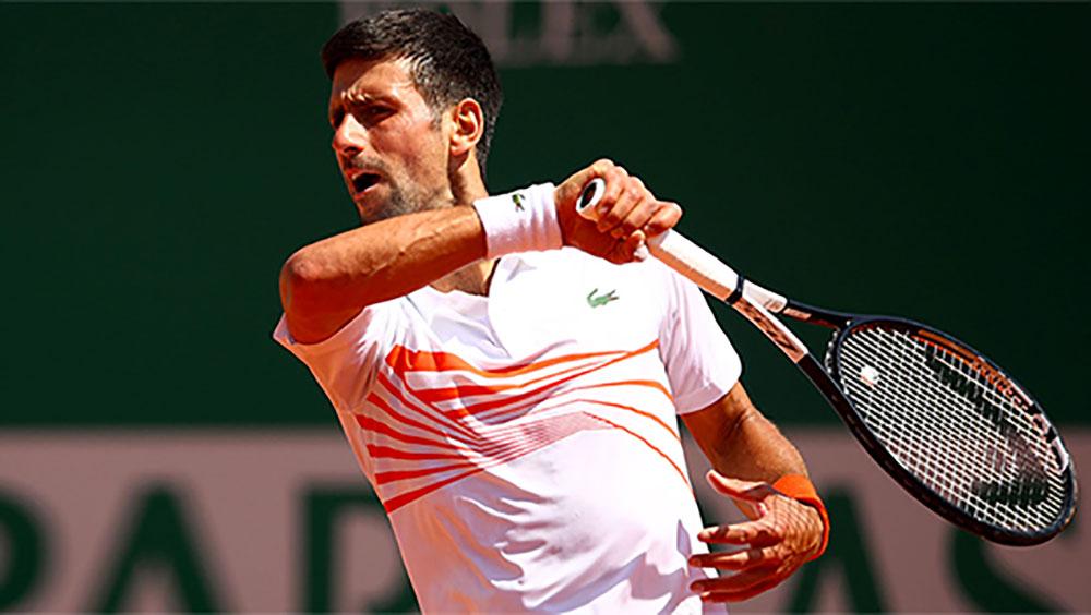 Djokovic bị loại tại tứ kết Monte Carlo